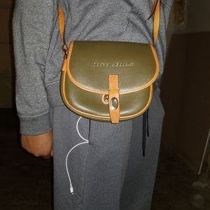 Dooney and bourke cross body and wallet